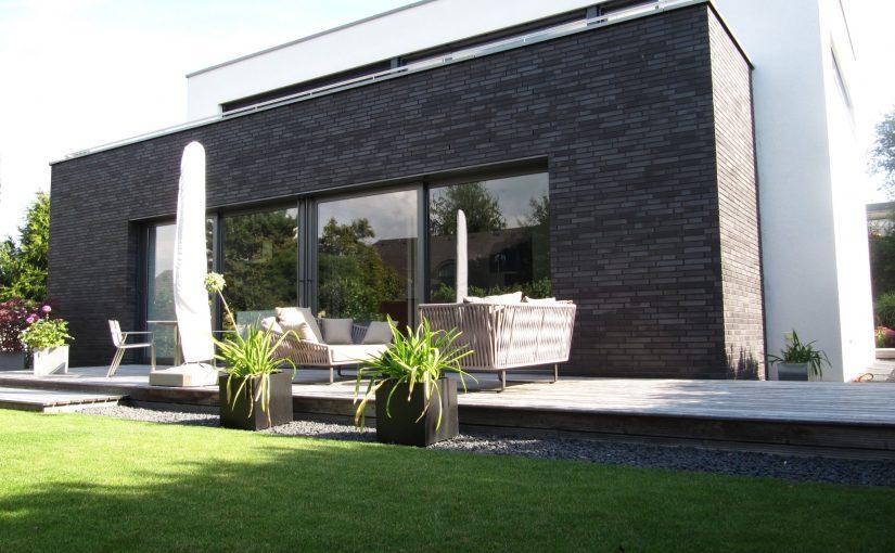 Gartenplanung modern puristischer Garten | Friedberg | Terrasse