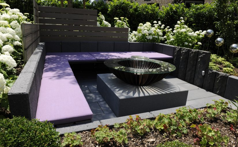 Neugestaltung Garten Feng Shui, Gartendekoration