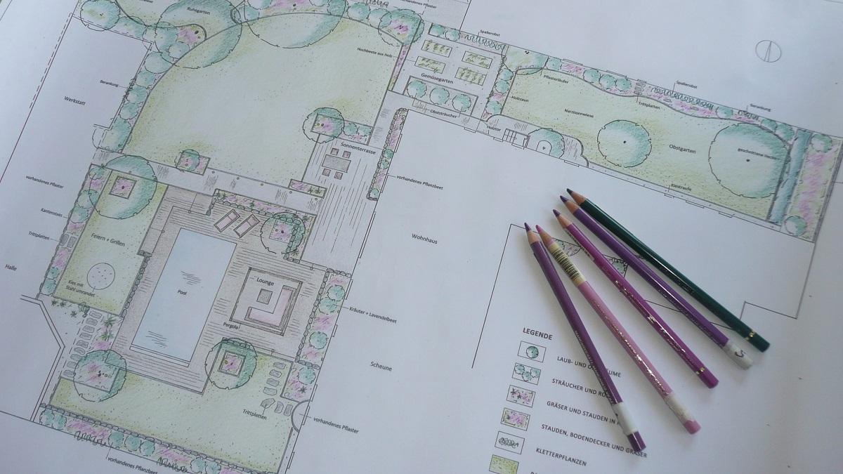 Entwurfsplanung Angebot