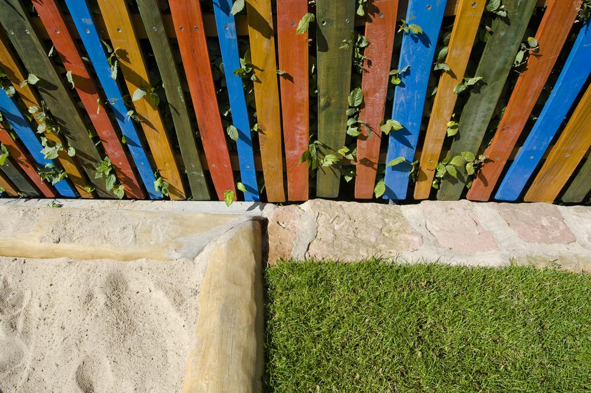 Spielplatz Kindergarten Gelnhausen _ Gartendesign und Freiraumplanung