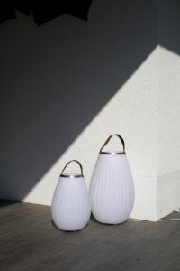 Gartendekoration moderne Lampe
