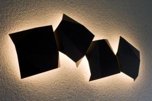 Terrassenbeleuchtung Modern | Kunst und Design