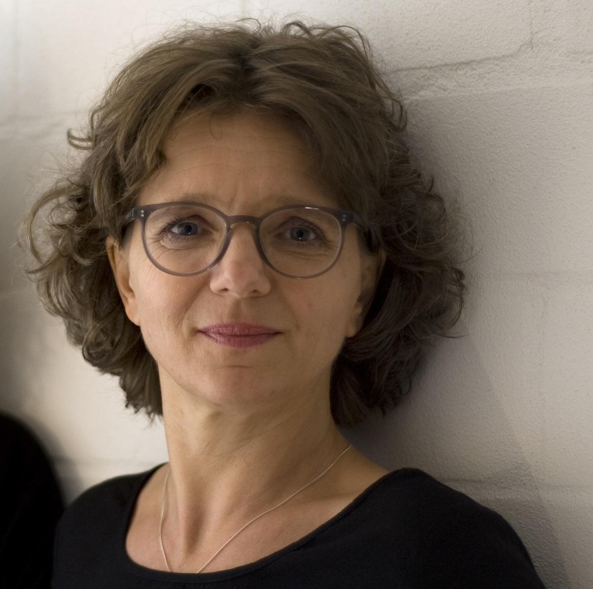 Portrait Silke Blum Landschaftsarchitektin