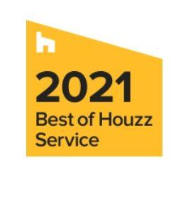 Logo Houzz | Auszeichnung Bester Service