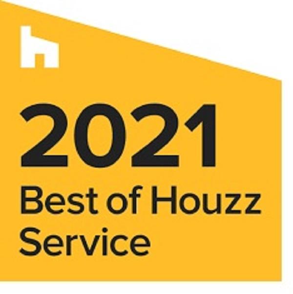 Auszeichnung Houzz | Logo | Best Service
