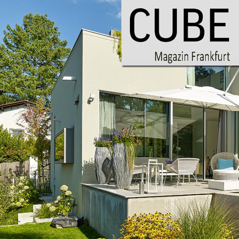 Moderner Garten | Naturnah | Terrasse und Bepflanzung