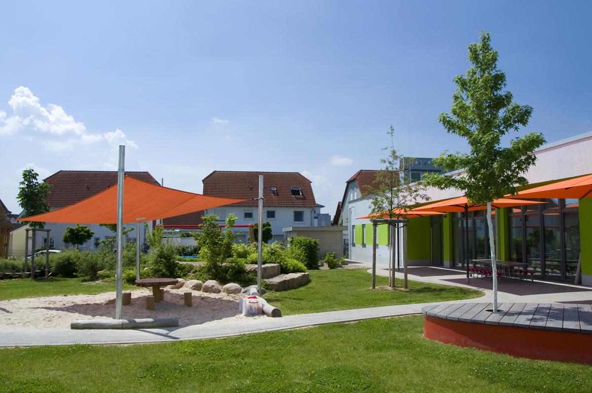 Spielplatz Kindergarten Langenselbold